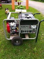 10,000 watt generator