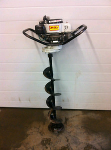"""Jiffy Model 30 Ice Auger. 10"""" Blade."""