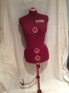 Mannequin de couture Diana B
