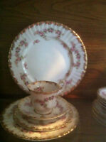Vintage(discontinued) Royal Albert Fine Bone China Collection
