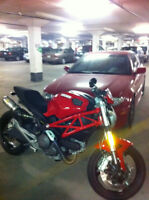 2009 Ducati Monster 696 - Low Kms