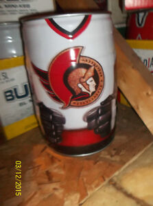 2002 Red Wing NHL Bubba Can with Signage + Other Bubbas Windsor Region Ontario image 4