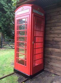 K6 phone box