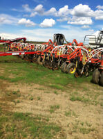 5710 Bourgault 54' air drill