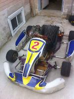 Go Kart CNP 4 Stroke Honda 6.5 engine For Sale