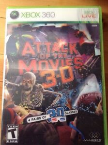Attack of the 3-d movies