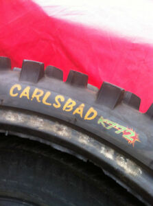 DIRT BIKE TIRE 120/90-19 66M KENDA CARLSBAD K772 VERY GOOD COND Windsor Region Ontario image 6