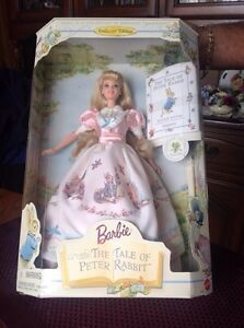 Barbie and the Tale of Peter Rabbit Collection Edition Kawartha Lakes Peterborough Area image 3