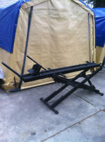KENDON STAND-UP CHOPPER MOTORCYCLE LIFT MADE IN USA
