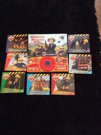 Fireman Sam books