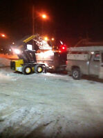 """TRACTOR SKID STEER """"SNOW REMOVAL or RELOCATE by Aok SERVICES"""""""