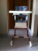 Peg Parego High Chair