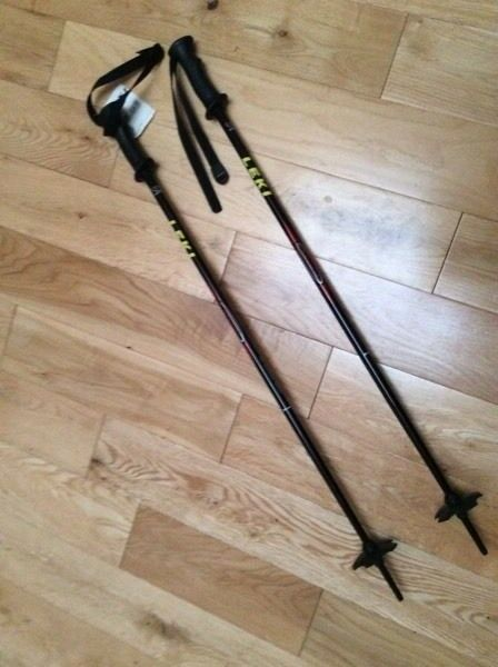 BRAND NEW WITH TAGS High Spec Leki TS