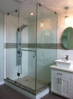 Shower door from $180 ! Vanities Up to 40% OFF ! Toilet $50 OFF