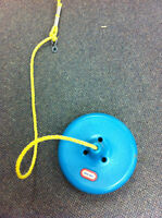 Little Tikes rope-swing