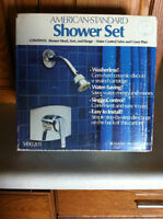 AMERICAN STANDARD SHOWER SET