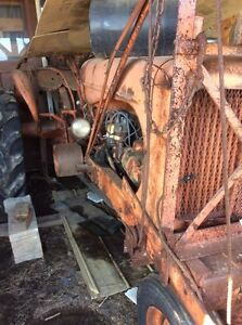 Allis chalmers wd row crop  Belleville Belleville Area image 1