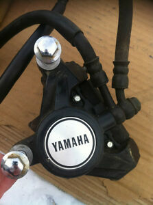 YAMAHA RZ500 RZ RZV500 RD500LC FRONT BRAKE CALIPERS COMPLETE