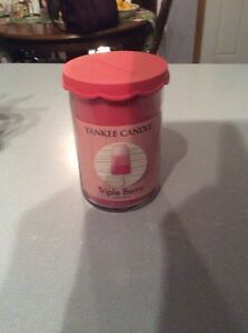 Yankee candle never used