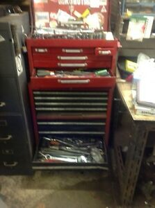 Tools and Tool Cabinet