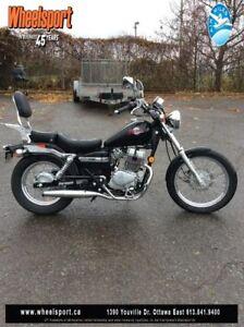 2002 HONDA REBEL CMX 250