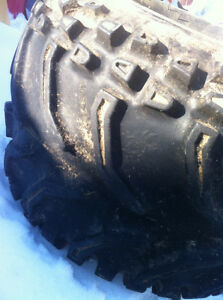 SUZUKI LT230 ITP REAR RIMS W DICK CEPEK SPIDER TRAC TIRES Windsor Region Ontario image 3