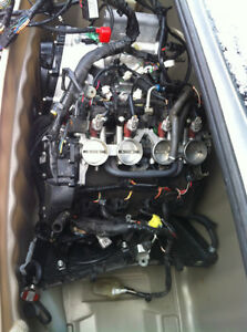 GSXR750 SUZUKI 08-10 ENGINE/MOTOR STATOR/ROTOR & STARTER Windsor Region Ontario image 1