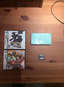 DS lite and DS games for sale
