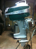 buying green tank mercury outboards
