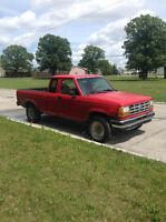 1991 Ford Ranger Pickup Truck