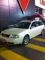 2000 Audi A6 Avant Wagon to trade for 4wheeler or side by side