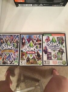 Sims 3 Starter Pack, Ambitions, Pets