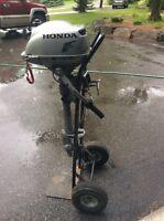 Moteur 2HP Honda
