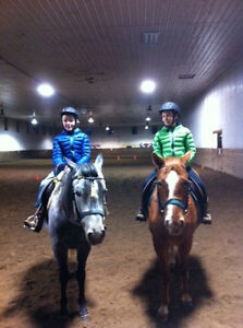 Riding lessons at Diamond A Farms