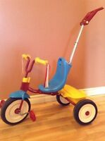 Selling Fold2Go Radio Flyer tricycle