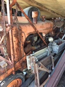 Allis chalmers wd row crop  Belleville Belleville Area image 2