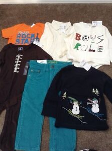 Brand new with tags boys 12-18 months clothes