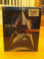 Star Trek: Motion Picture Trilogy (Blu-ray)