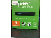 Now TV Smart Box Sealed