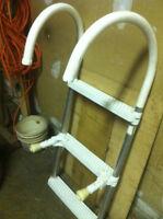 Ladder for boat