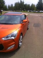 2012 Hyundai Veloster in very good condition!