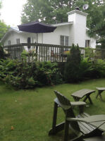 Maison meublé au Lac Lovering Magog