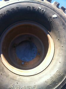 SUZUKI LT230 ITP REAR RIMS W DICK CEPEK SPIDER TRAC TIRES Windsor Region Ontario image 5