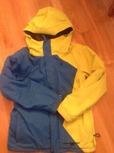 Volcom boys fall winter jacket size 14-16 Kingston Kingston Area image 1