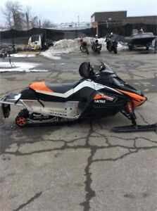 2011 Arctic Cat F Series LXR 800