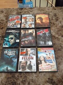Lot DVD et Blu-ray