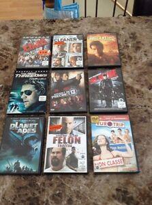 Lot DVD et Blu-ray