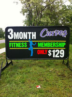 Portable Signs/Mobile Signs/Signs