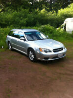 2005 Subaru Legacy Wagon excellent condition!! only 165000km