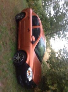 Chevrolet cobalt 2005 aucunne rouille